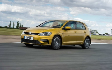 VW Golf 1,5 TSI EVO ACT 14