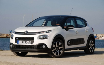 Citroen C3 1,2 PURETECH 5MT 82 HP  181116