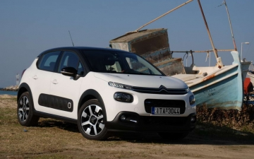Citroen C3 1,2 PURETECH 5MT 82 HP 04