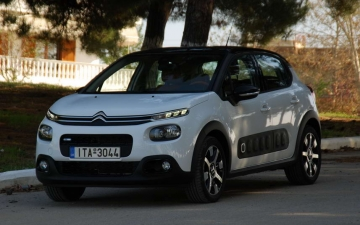 Citroen C3 1,2 PURETECH 5MT 82 HP 09