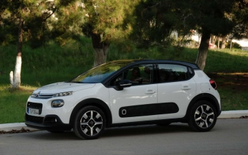 Citroen C3 1,2 PURETECH 5MT 82 HP 17