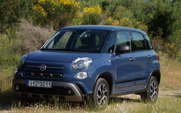 fiat 500l city cross 120hp 010719