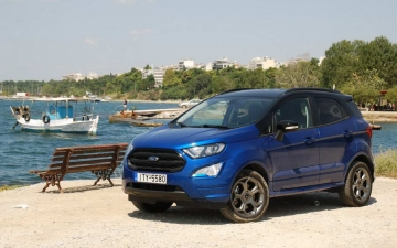 Ford Ecosport ST- Line 2WD 10