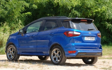Ford Ecosport ST- Line 2WD 13