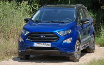 Ford Ecosport ST- Line 2WD 14