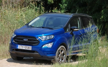 Ford Ecosport ST- Line 2WD 15