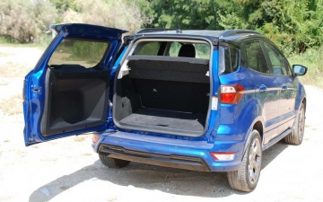 Ford Ecosport ST- Line 2WD 16