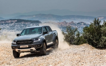 Ford Ranger Raptor 270619