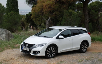 Honda Civic Tourer 10