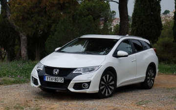 Honda Civic Tourer 11