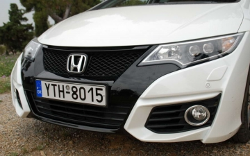 Honda Civic Tourer 16