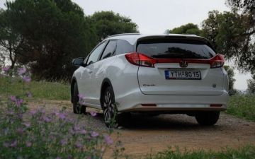 Honda Civic Tourer 17