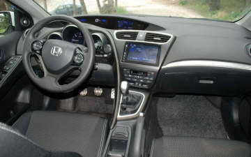 Honda Civic Tourer 20
