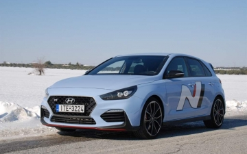 Hyundai i30 N Performance Package 060219