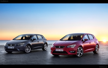 Test drive   Seat Leon 1.4 - 110PS TGI