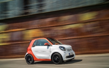 Test drive Smart for two