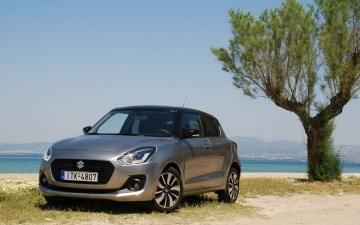 Suzuki Swift 10