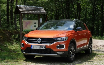 VW T Roc 1000 - 115hp 02