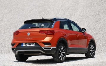 VW T Roc 1000 - 115hp 08