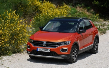 VW T Roc 1000 - 115hp 11