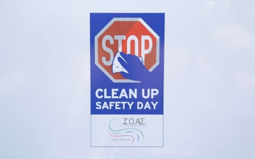 Clean Up-Safety Day