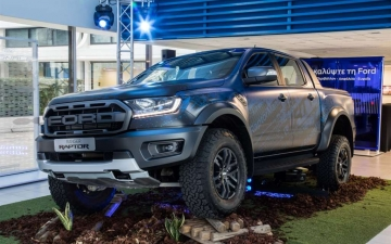 Ford Ranger Raptor 150219