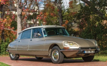 Citroën DS 20 Pallas 1973- 15