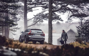 No 1 VOLVO V90 CROSS COUNTRY