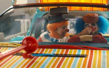 Audi THE Clowns TV SPOT 11