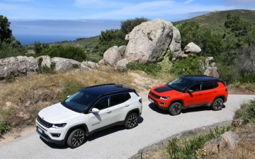 AVC Jeep Compass 12