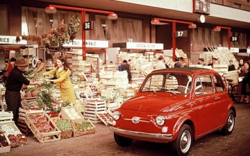 Fiat 500 forever young 12