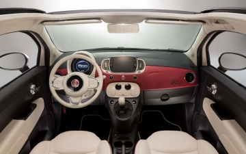 Fiat 500 forever young 18