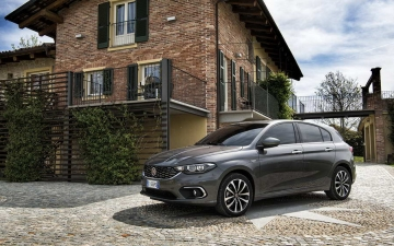 Fiat Tipo offers 12