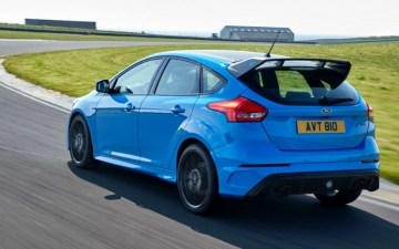 Ford Focus RS 12
