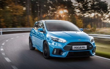 Ford Focus RS 16