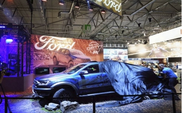 Ford Ranger Raptor game 12