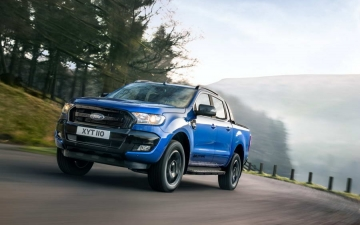 Ford Ranger Raptor game 15
