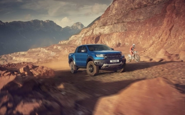 Ford Ranger Raptor game 16