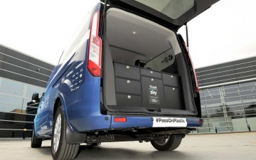 Ford Tourneo Custom TeamSky 13