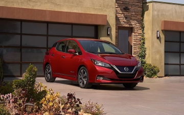 Nissan LEAF Award 11