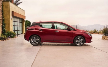 Nissan LEAF Award 13