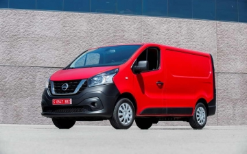 No 2 Nissan NV 300