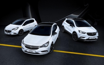 Opel Black Roof 10