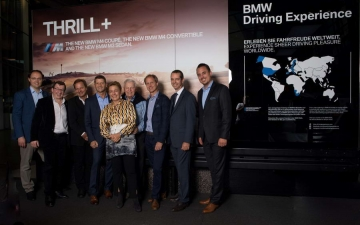 BMW winter driving experience 18