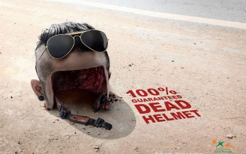 The truth about helmets 110517