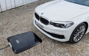 BMW Wireless Charging 12