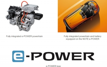 e-POWER Nissan  090218