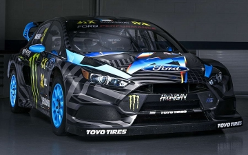 Ford Performance Focus RS RX 140317