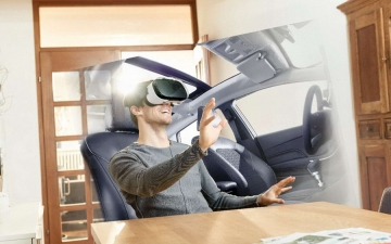 Ford VR Experience 030417