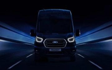 New Ford Transit 2Τ10